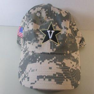 Nike Vanderbilt Commodores Ball Cap Vandy TN